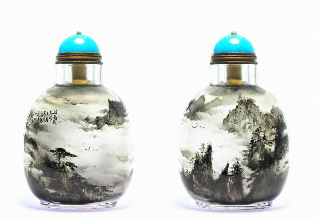 張大勇 | Zhang Da Yong | 山高人为峰 | I am the peak of the Mountain